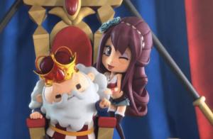 メローラ姫とオーサマ