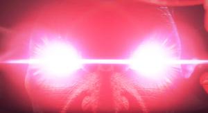 メデューサの光線