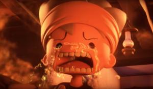 チャップの涙