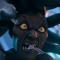 メデューサの表情